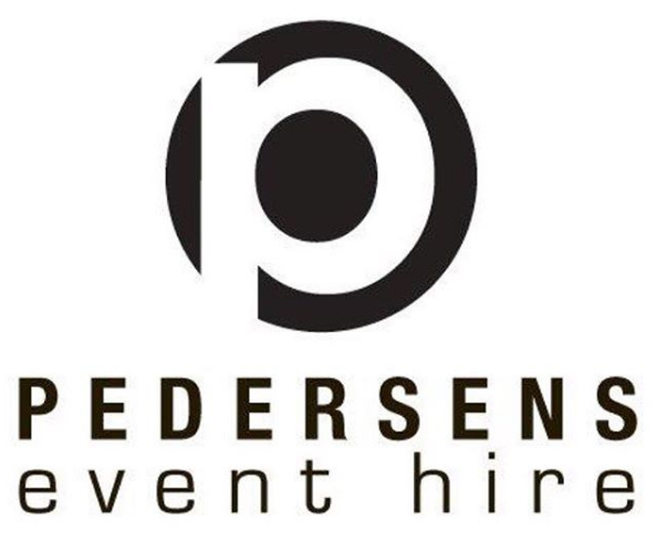 Pedersens Event Hire Logo