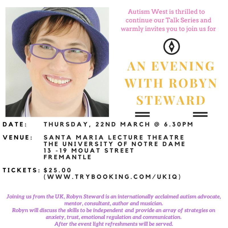 Robyn Steward Flyer