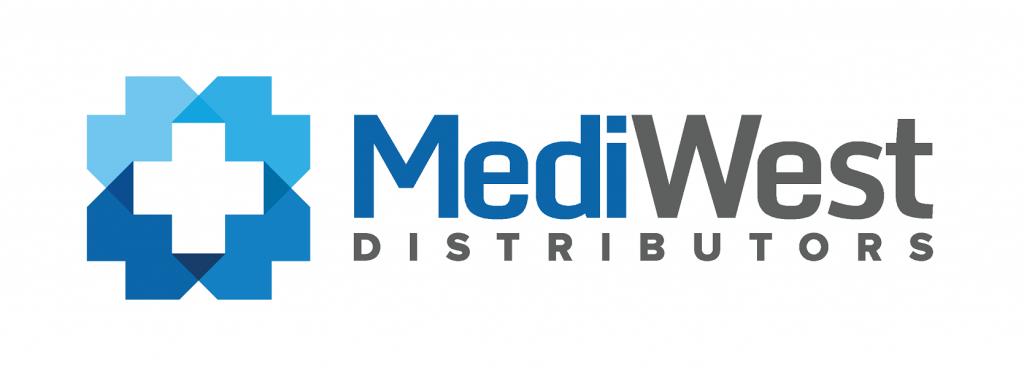 MediWest Distributors Logo